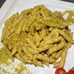 Pasta al Pistacchio - Al Però (Nicolosi)