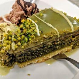 Torta Cuor di Pistacchio - ChocoFusion (Catania)