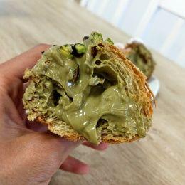 Cornetto al Pistacchio - The London Cafè (Misterbianco)