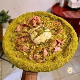 Pizza al Pistacchio - Lievito&Farina (Gravina di Catania)