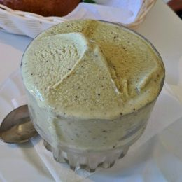 Granita al pistacchio - Nevaroli Condorelli (Acireale)