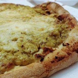 Pizza al Pistacchio - I Gladiatori (Belpasso)