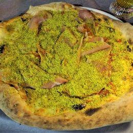 Pizza al Pistacchio - Al Però (Nicolosi)