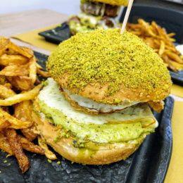 Hamburger 'Pistacchioso' - Gustami (Gravina di Catania)