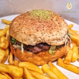 Hamburger al Pistacchio - Big One (Catania)