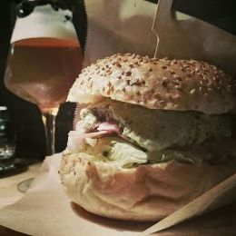 Panino al pistacchio - Black Sheep Beer Store