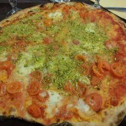 Margherita + Pistacchio - Passopomo (Santa Venerina)